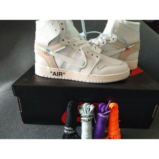 AIR JORDAN 1 X OFF-WHITE 25.5cm