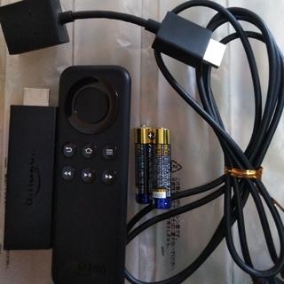 Amazon Fire TV Stick  アマゾンファイヤースティック