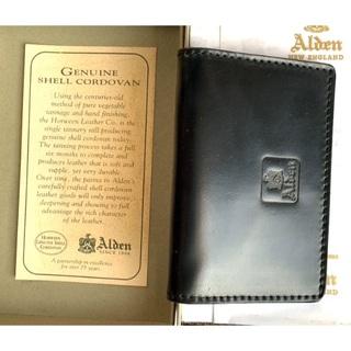 Alden - 日本未発売!レア オールデン コードバンカードケース!名刺も