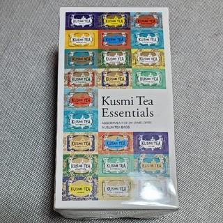 ディーンアンドデルーカ(DEAN & DELUCA)のクスミティー エッセンシャル 24個入り(茶)
