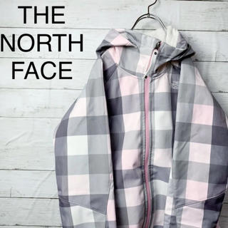 THE NORTH FACE - THE NORTH FACE ブルゾン  チェック柄