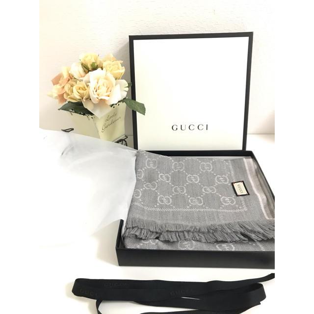 時計 ブランド イメージ スーパー コピー - Gucci - 【GUCCI】GGパターンウィンタースカーフの通販