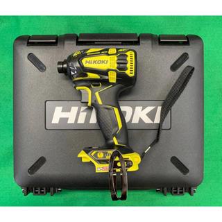 日立 - 限定色 HiKOKI 36VインパクトドライバーWH36DA本体のみ+ケース付