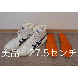 asics - 【オリジナル】27.5㎝ ASICS ポイントゲッター 紺 PTG ジャパン L