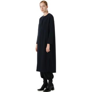 ENFOLD - ENFOLD ダブルクロス BOX ドレス