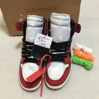 NIKE - nike Off-White Air Jordan 1