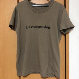 PLST - PLSTアッパーハイツTシャツ