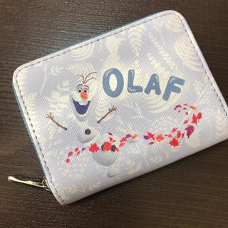 ディズニー(Disney)のアナと雪の女王 財布(オラフ)(財布)