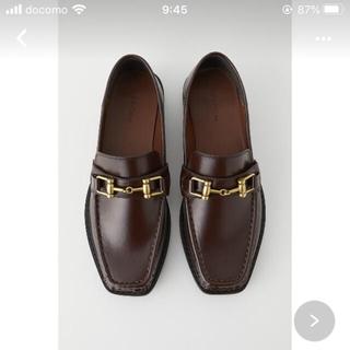 マウジー(moussy)のmoussy ロファー(ローファー/革靴)