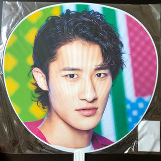 Johnny's - 岩本照 うちわ SnowMan  2019