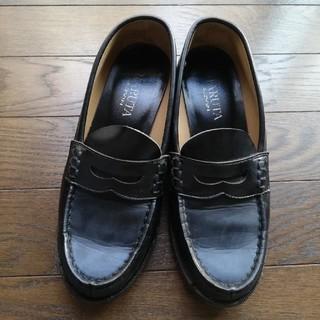 ハルタ(HARUTA)のローファー女性24.0㎝ HARUTA(ローファー/革靴)