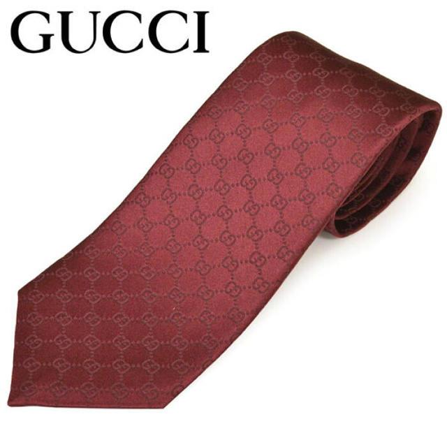 ヴィヴィアン 時計 スーパー コピー / Gucci - GUCCI  メンズネクタイ 2020春夏新作  ボルドーの通販
