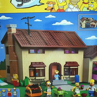 レゴ互換 シンプソンズハウス