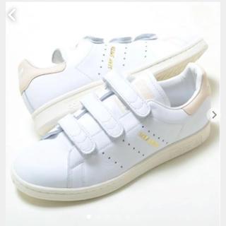 adidas - adidas アディダス スタンスミスベルクロタイプ ホワイト