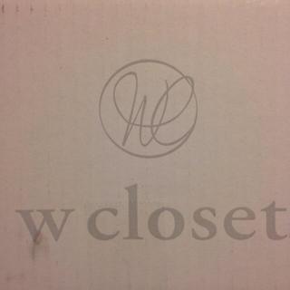 ダブルクローゼット(w closet)の1017◯さま w closet 3点(セット/コーデ)