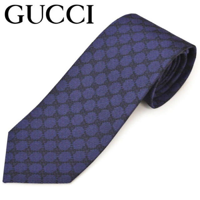 アンティーク メンズ 時計 スーパー コピー - Gucci - GUCCI  メンズネクタイ 2020春夏新作  ネイビーの通販