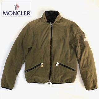 MONCLER - 【希少品?】モンクレール モンクレール フリースジャケット カーキ M