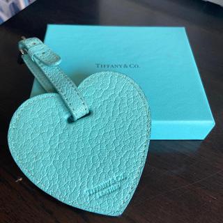 ティファニー(Tiffany & Co.)のティファニー ネームタグ ラゲージ タグ(旅行用品)