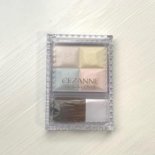 セザンヌケショウヒン(CEZANNE(セザンヌ化粧品))のCEZANNE セザンヌ ミックスカラーチーク 10 ハイライト(チーク)