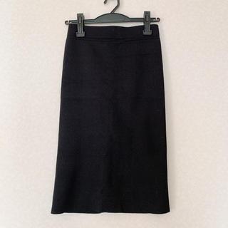 フィフス(fifth)のfifth タイトスカート 黒、グレージュセット(ひざ丈スカート)