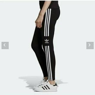 adidas - adidas トレフォイル タイツ