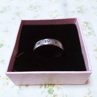 リング 指輪 28号 シルバー ステンレス(リング(指輪))