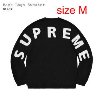 Supreme - jun1様専用supreme logo sweater Mサイズ 20ss
