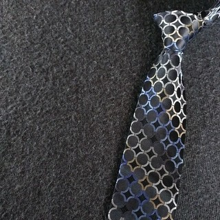 Michael Kors - 美麗デザイン【MICHAEL KORS】最高級ネクタイ マイケルコース mk1