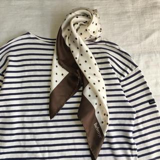 BURBERRY - 新品未使用 ヴィンテージ   BURBERRY スカーフ シルク