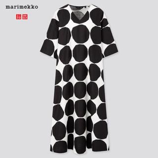 marimekko - 日本未発売 マリメッコ UNIQLO 2020 限定ワンピース
