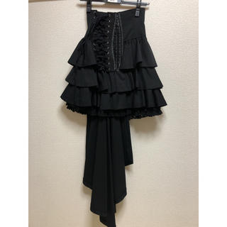 alice auaa コルセット風スカート