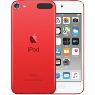 アイポッドタッチ(iPod touch)の【4/8迄のお値下げ】ipodtouch  レッド  32GB(ポータブルプレーヤー)