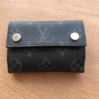 LOUIS VUITTON - ルイヴィトン折りたたみ財布