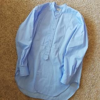 Drawer - BLAMINK  ブラミンク バンドカラーシャツ 36
