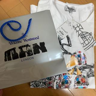 ヴィヴィアンウエストウッド(Vivienne Westwood)のVivienne westwood ティシャツ 新品未使用(Tシャツ(半袖/袖なし))