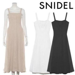 snidel - SNIDEL スウィッチパターンワンピース