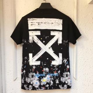 オフホワイト(OFF-WHITE)のoff-white Tシャツ 激安大特価 (Tシャツ/カットソー(半袖/袖なし))