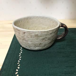金成潤子さん スープカップ