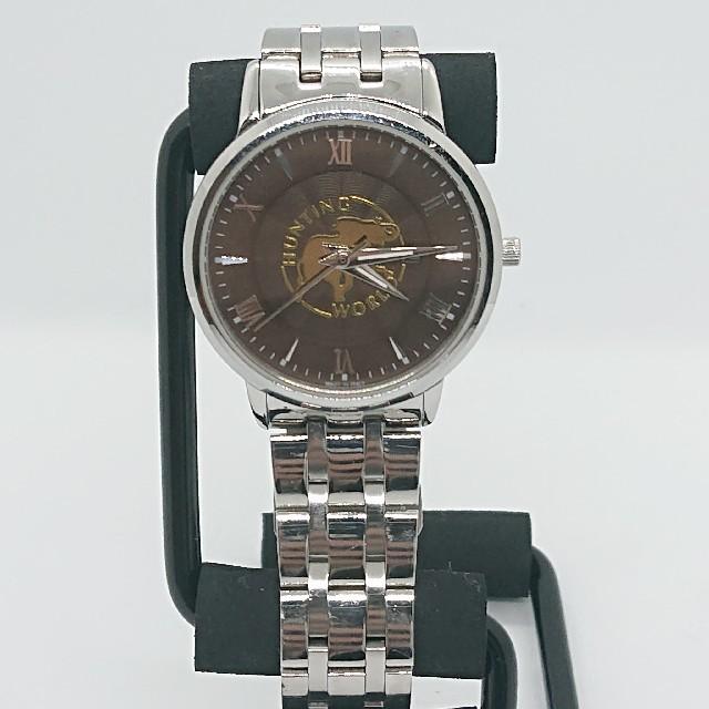 HUNTING WORLD - ハンティングワールド腕時計 HW-018L カヴァリエレ ブラウンの通販