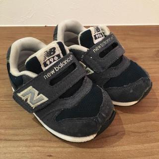 New Balance - ニューバランス 996 ネイビー 12cm