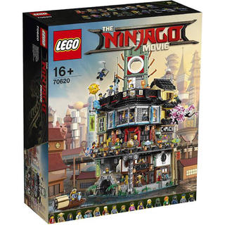 Lego - 新品未開封 LEGO NINJAGO ニンジャゴー シティ 70620 レゴ