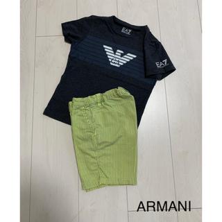 エンポリオアルマーニ(Emporio Armani)のARMANI☆Tシャツ 4A(Tシャツ/カットソー)