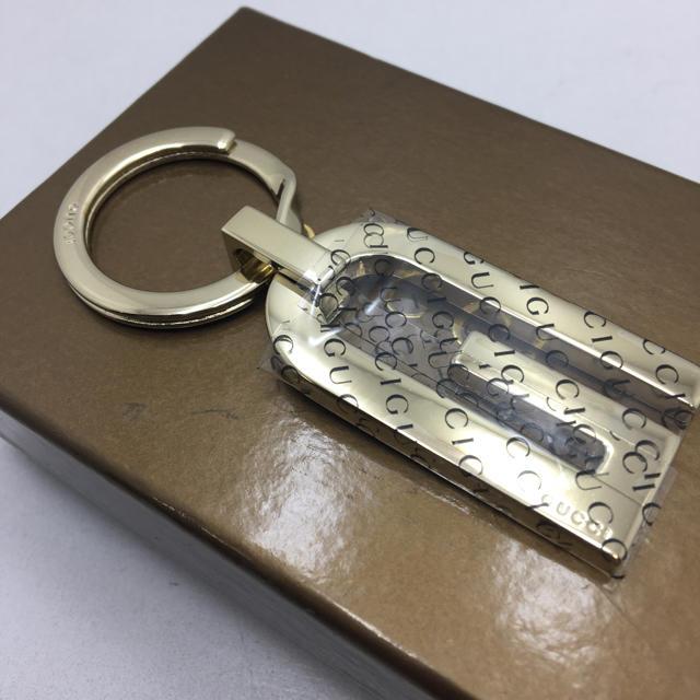 ブシュロン 時計 スーパー コピー | Gucci - 未使用品 グッチ キーホルダー ゴールドカラー Gロゴ キーリング ヴィンテージの通販