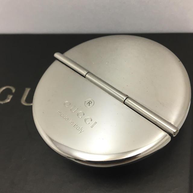 ブシュロン 時計 中古 スーパー コピー - Gucci - GUCCI 灰皿 アシュトレイ インターロッキング ヴィンテージ シガレットの通販