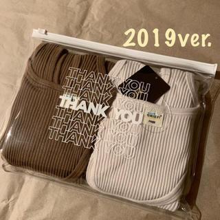 L'Appartement DEUXIEME CLASSE - アパルトモン 【GOOD GRIEF/グッド グリーフ】RIB TANK TOP