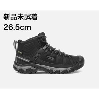 キーン(KEEN)の即購入可 keen TARGHEE EXP MID WP 26.5cm ブラック(ブーツ)