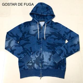 FUGA -  GOSTAR DE FUGA ゴスタールジフーガ   パーカー