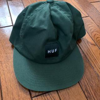 HUF - HUF ストレートキャップ