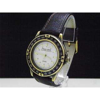 セイコー(SEIKO)のALBA FIELD GEAR 腕時計 di-modell ドイツ製 ベルト (腕時計(アナログ))