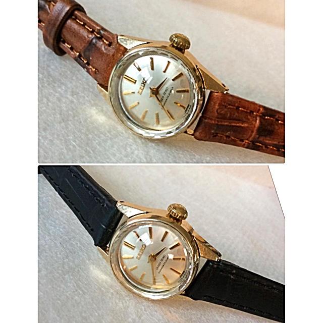 ルイヴィトン コピー 安心安全 | SEIKO - 希少‼️王冠メダリオン カットガラス QUEEN SEIKO 手巻き 腕時計の通販